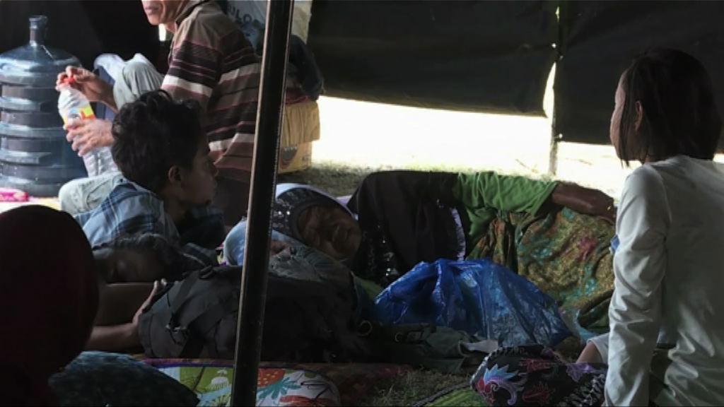 印尼龍目島6.2級地震 逾十萬人無家可歸