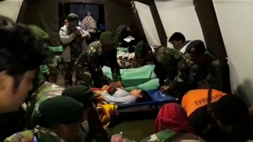 印尼龍目島發生七級地震 至少三人死亡