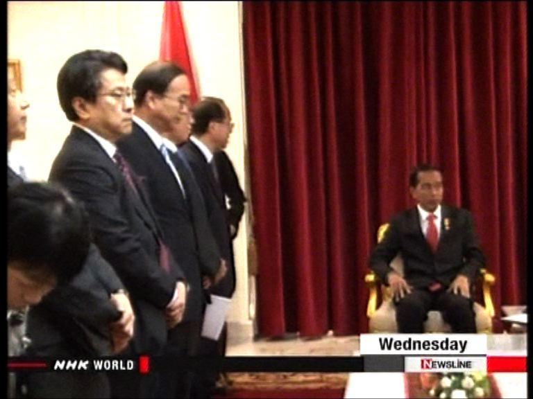 日本再派員到印尼宣傳新幹線