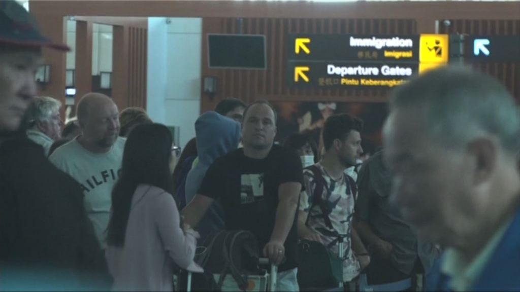 峇里阿貢火山或大規模噴發 逾400航班取消