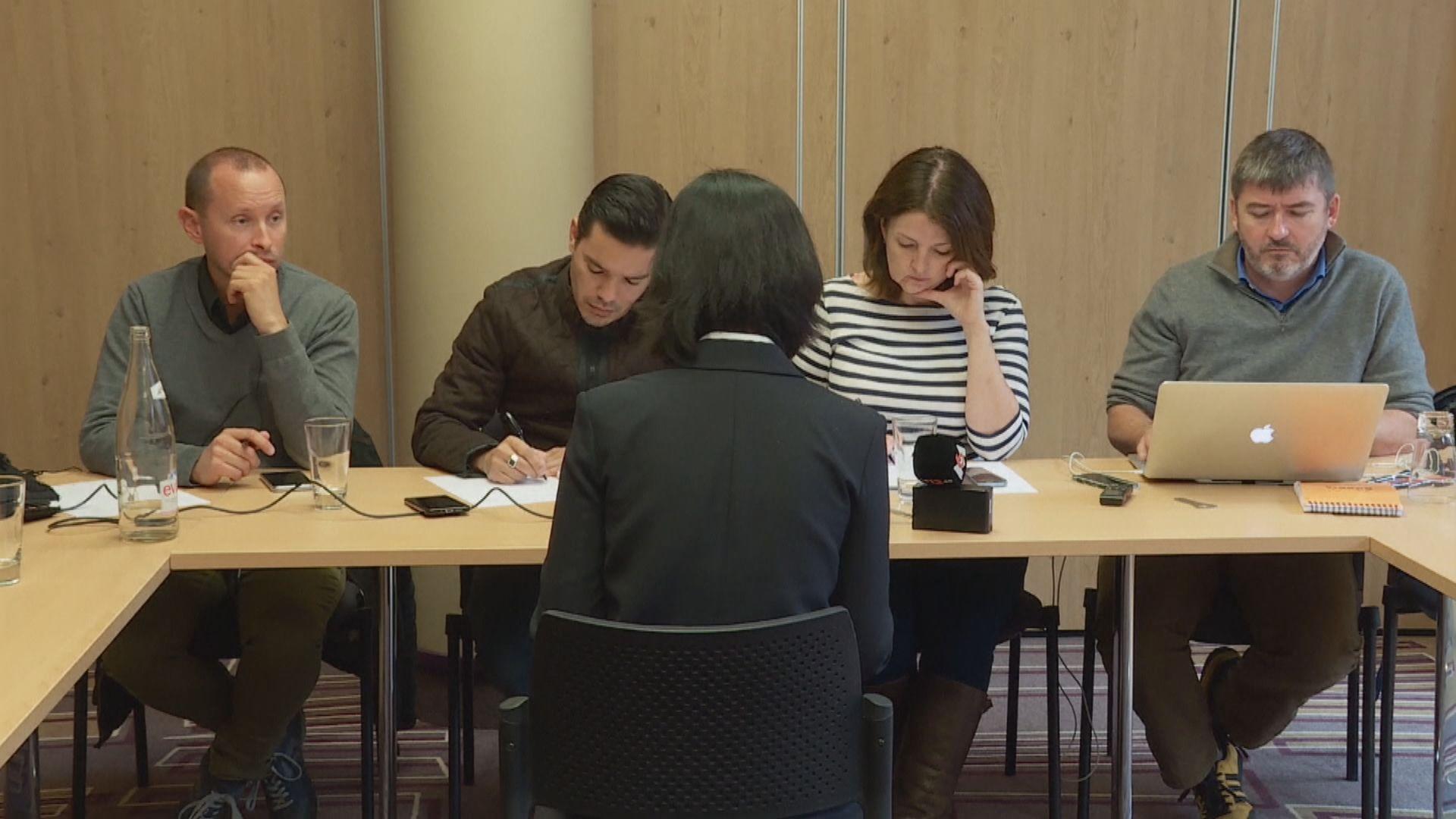 孟宏偉妻向國際刑警組織提訴訟