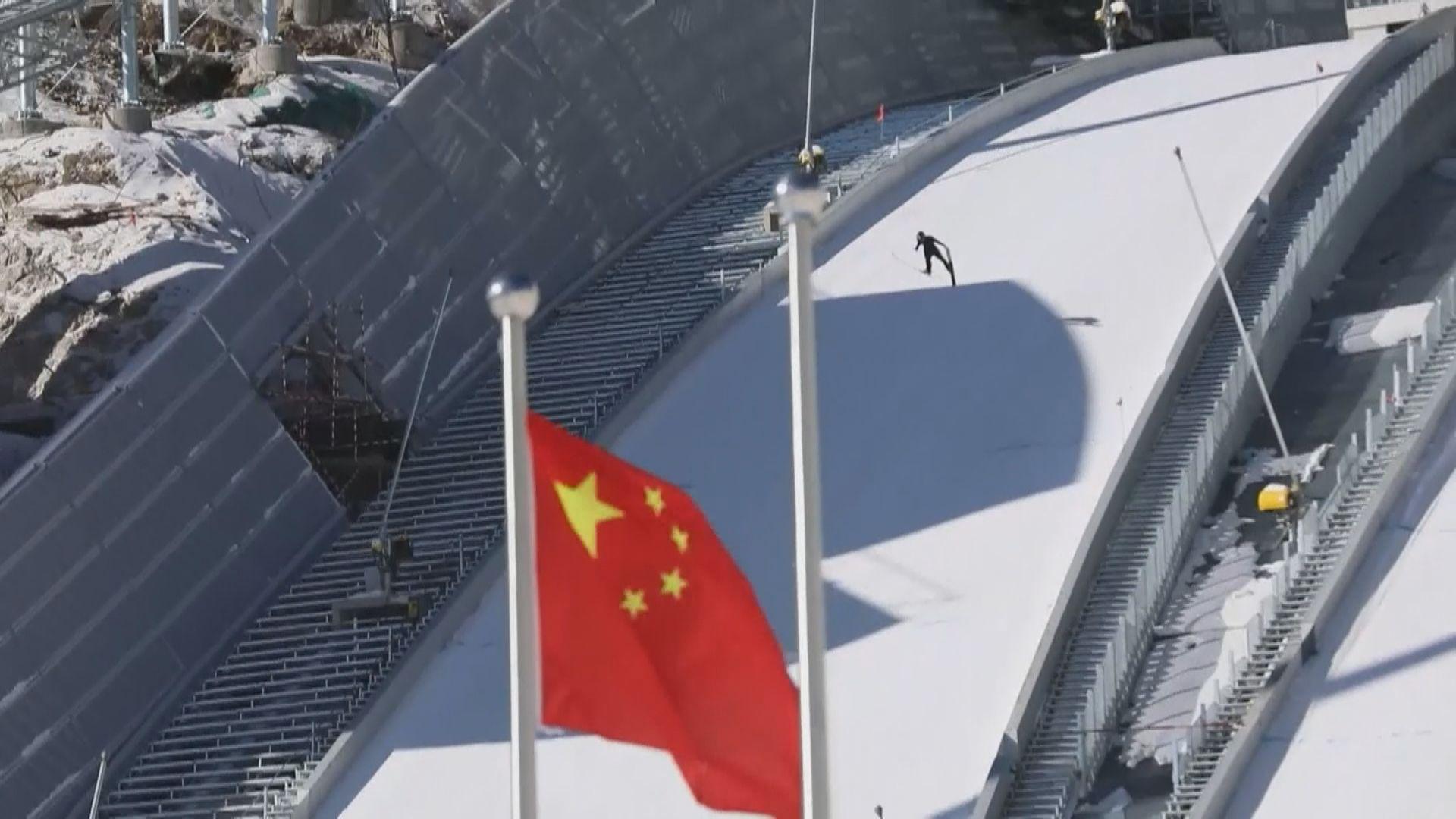 習近平:中方正籌備和推進如期舉辦北京冬奧和冬殘奧會