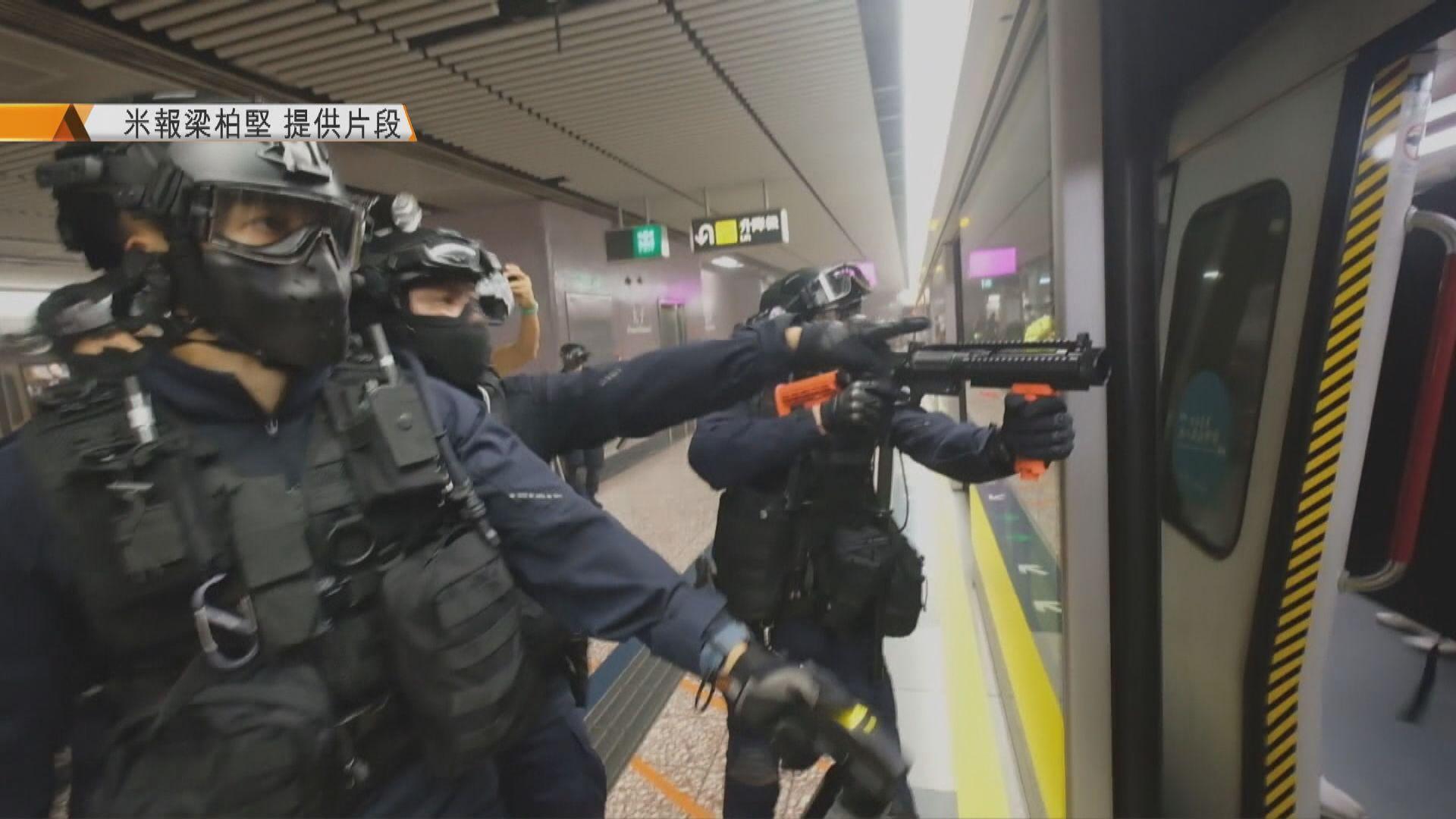 【監警會報告】831太子站內有人被殺傳言是「超乎尋常的主張」、示威者換裝扮乘客「窮凶極惡」