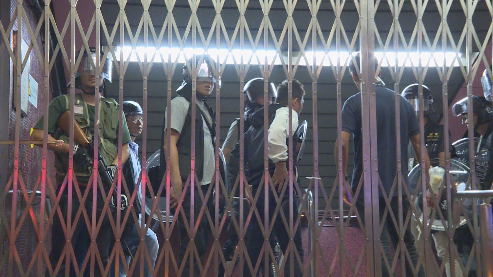 監警會明公布去年反修例活動警方行動審視報告