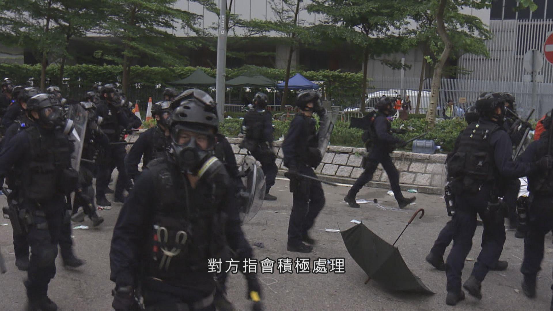 監警會:會繼續跟進速龍小隊制服沒編號