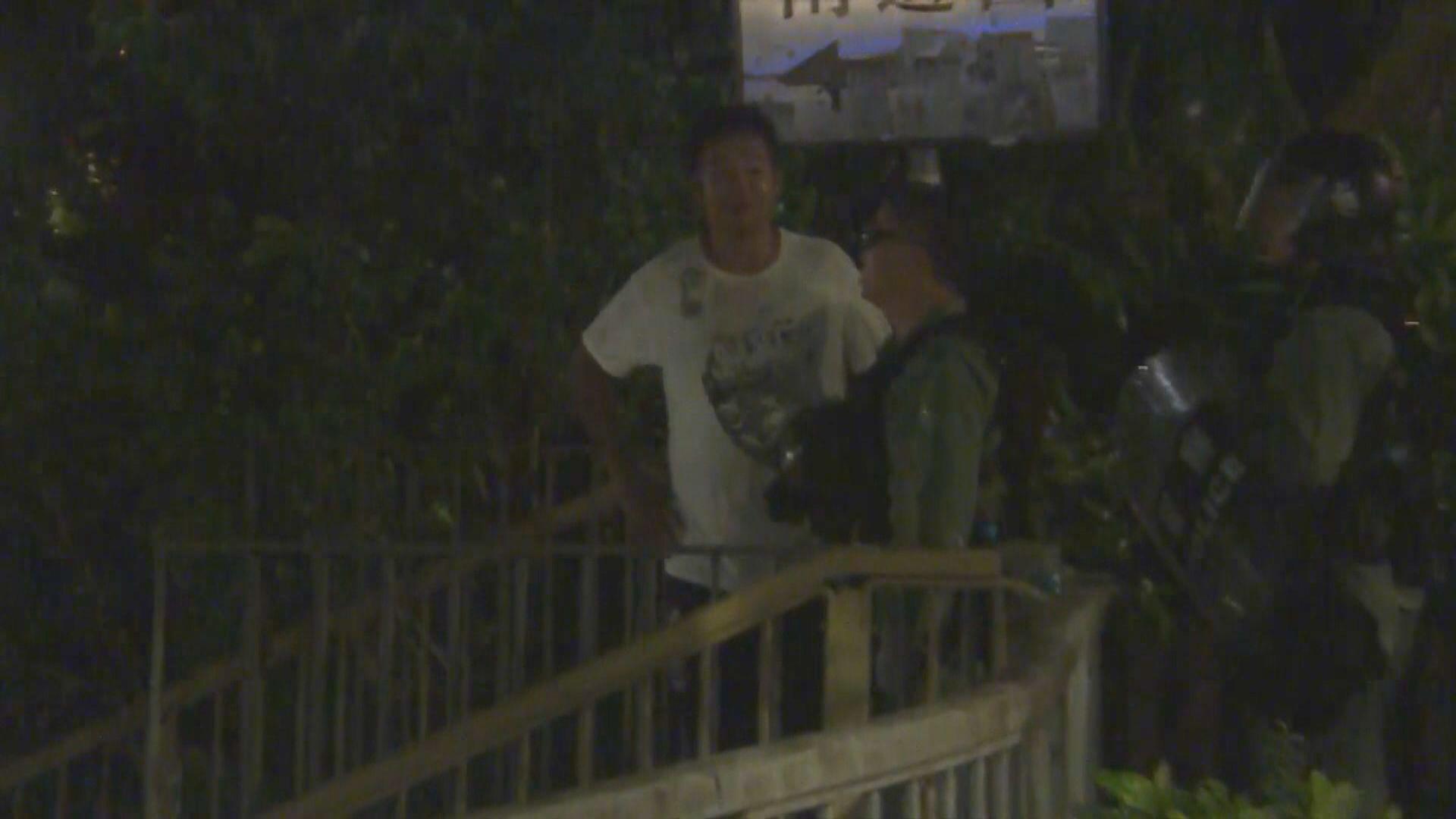 監警會報告:警方沒與白衣人勾結 太子站死人屬謠傳