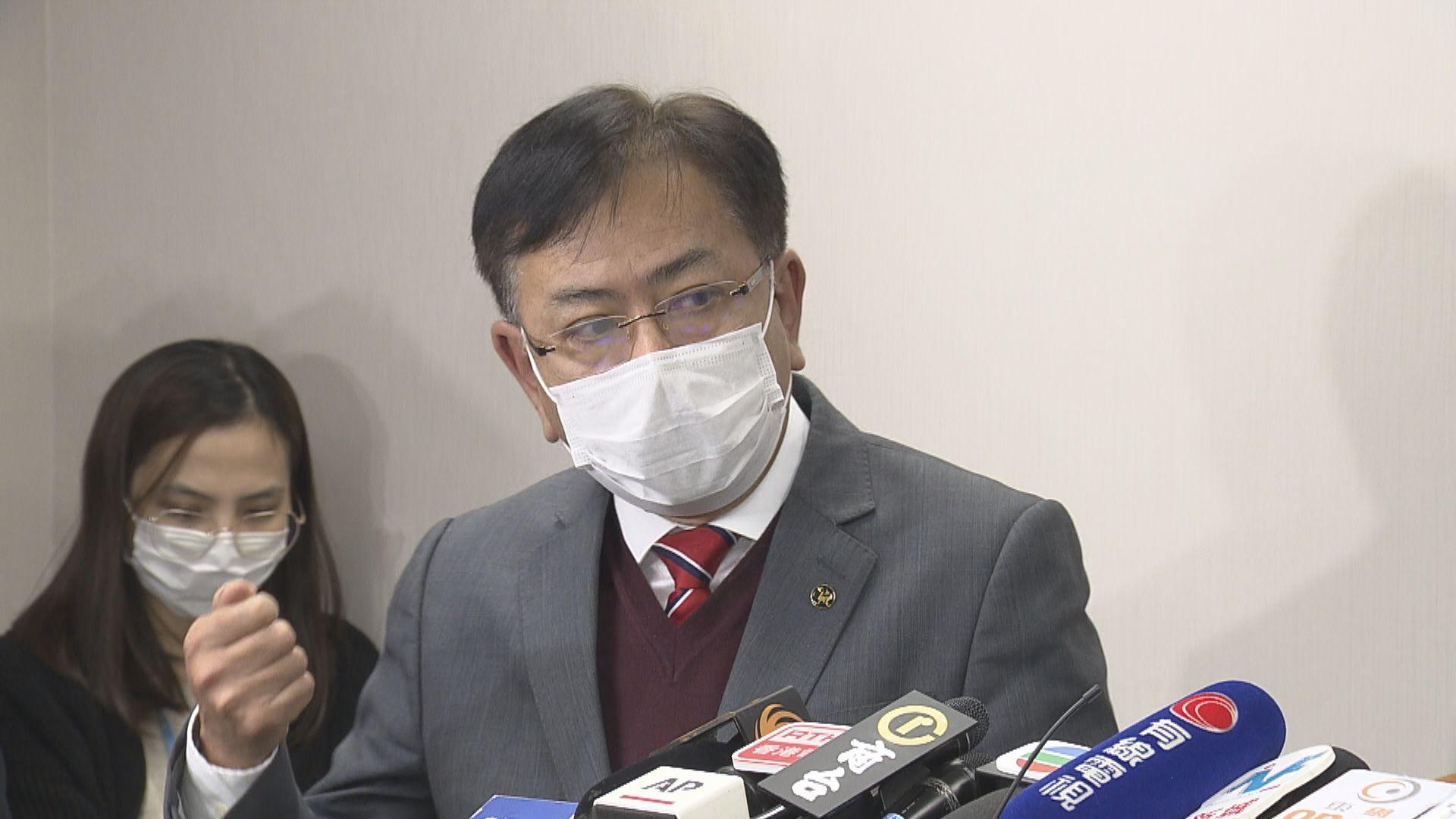 監警會秘書長俞官興下月約滿後不再續約
