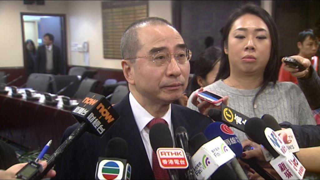 郭琳廣獲續任監警會主席兩年