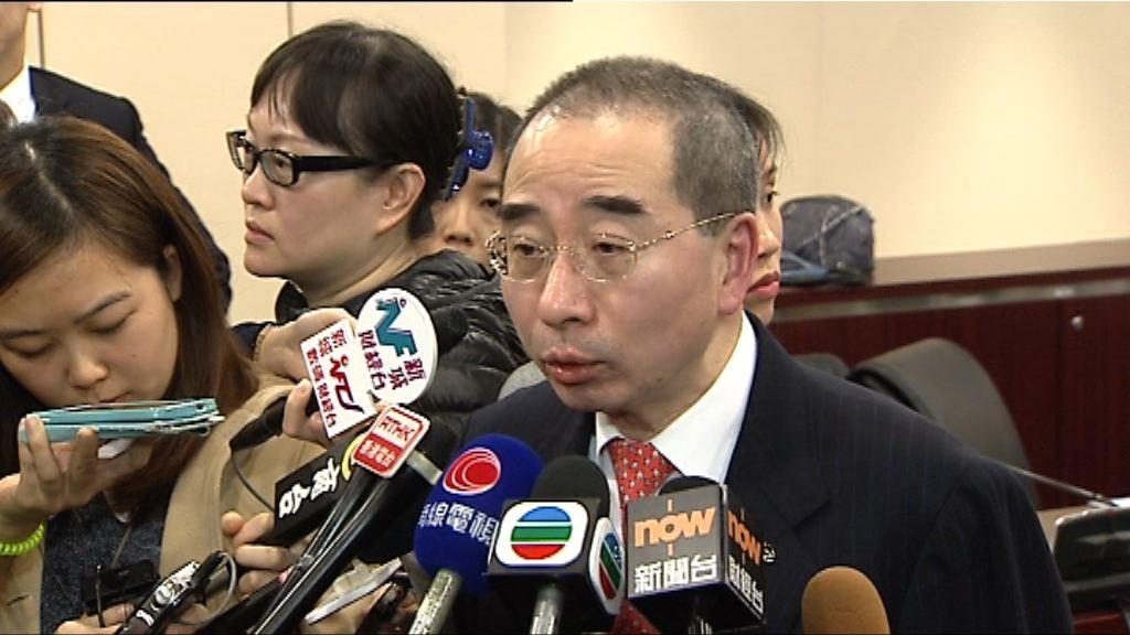郭琳廣:人事變動無礙監警制度