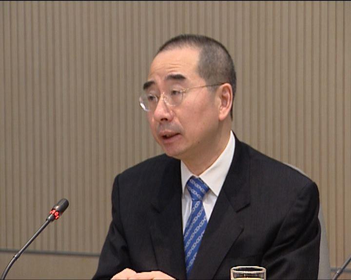 郭琳廣獲委任為監警會新主席