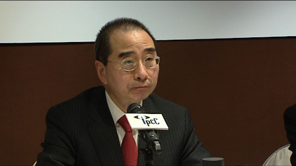 郭琳廣:公開招聘秘書長透明公正