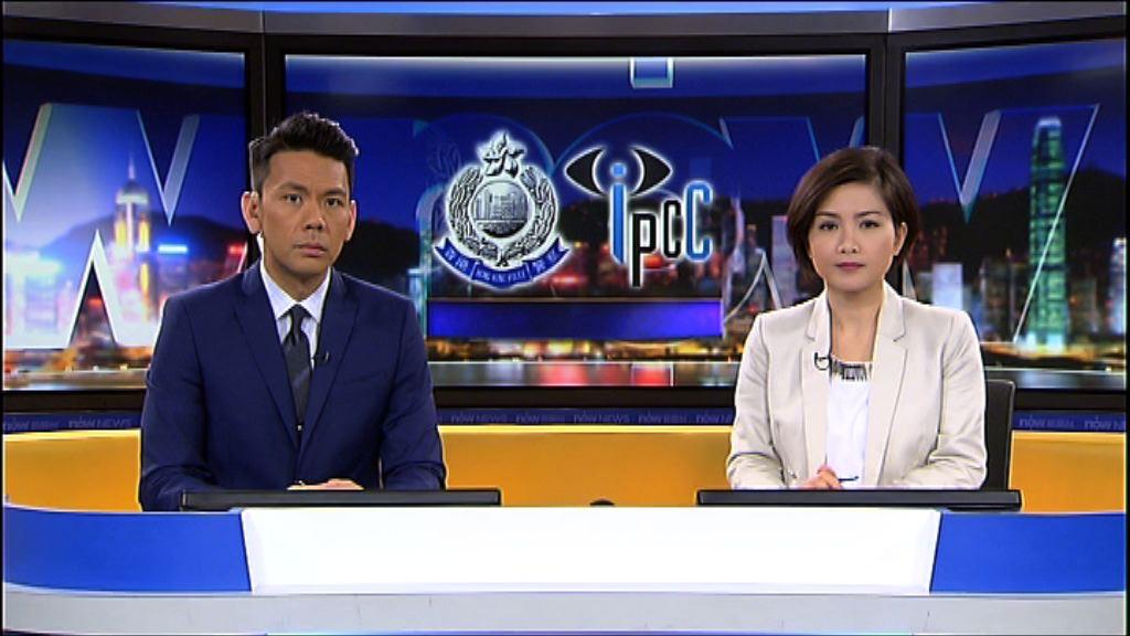 張德江訪港 警方接獲8宗投訴
