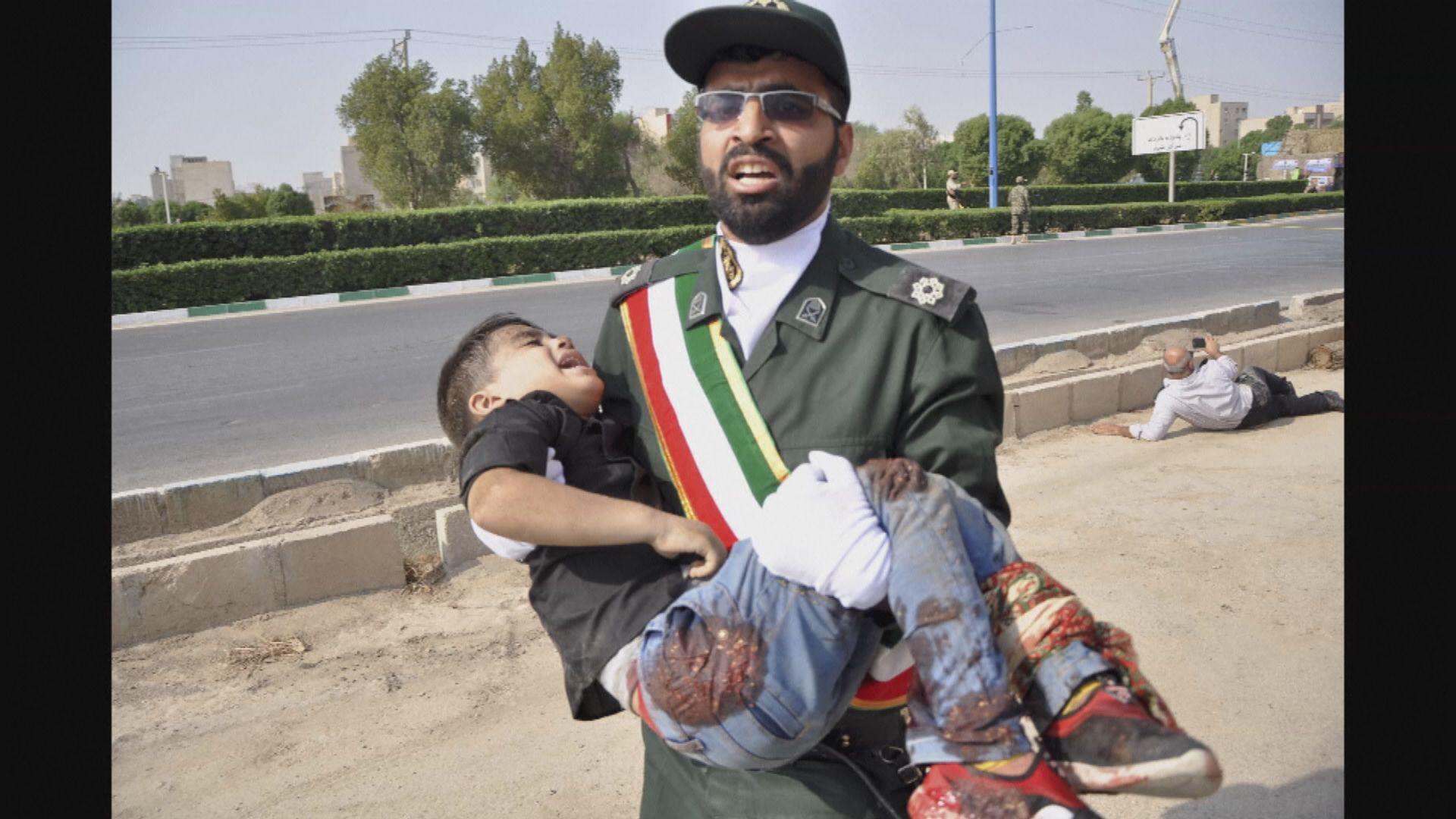 伊斯蘭國聲稱伊朗襲擊是他們所為