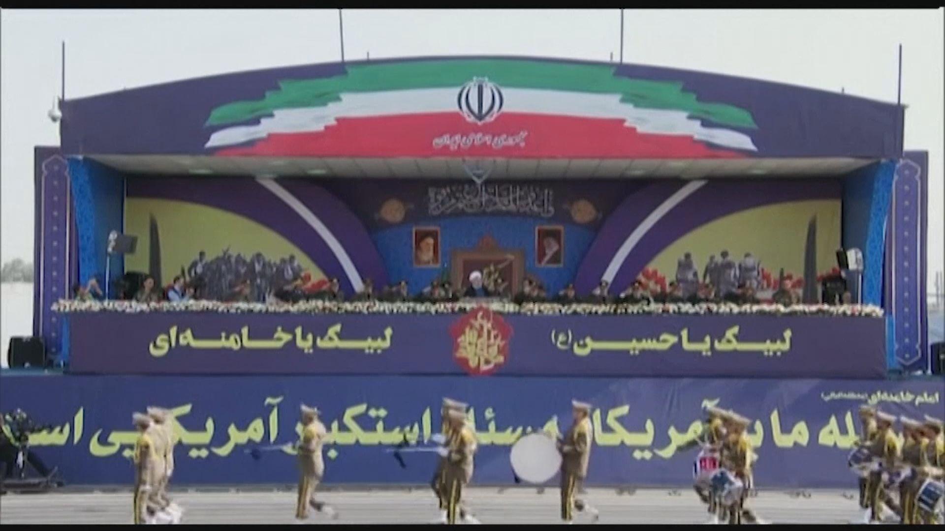 報道指中國及伊朗將大幅加強貿易及軍事合作