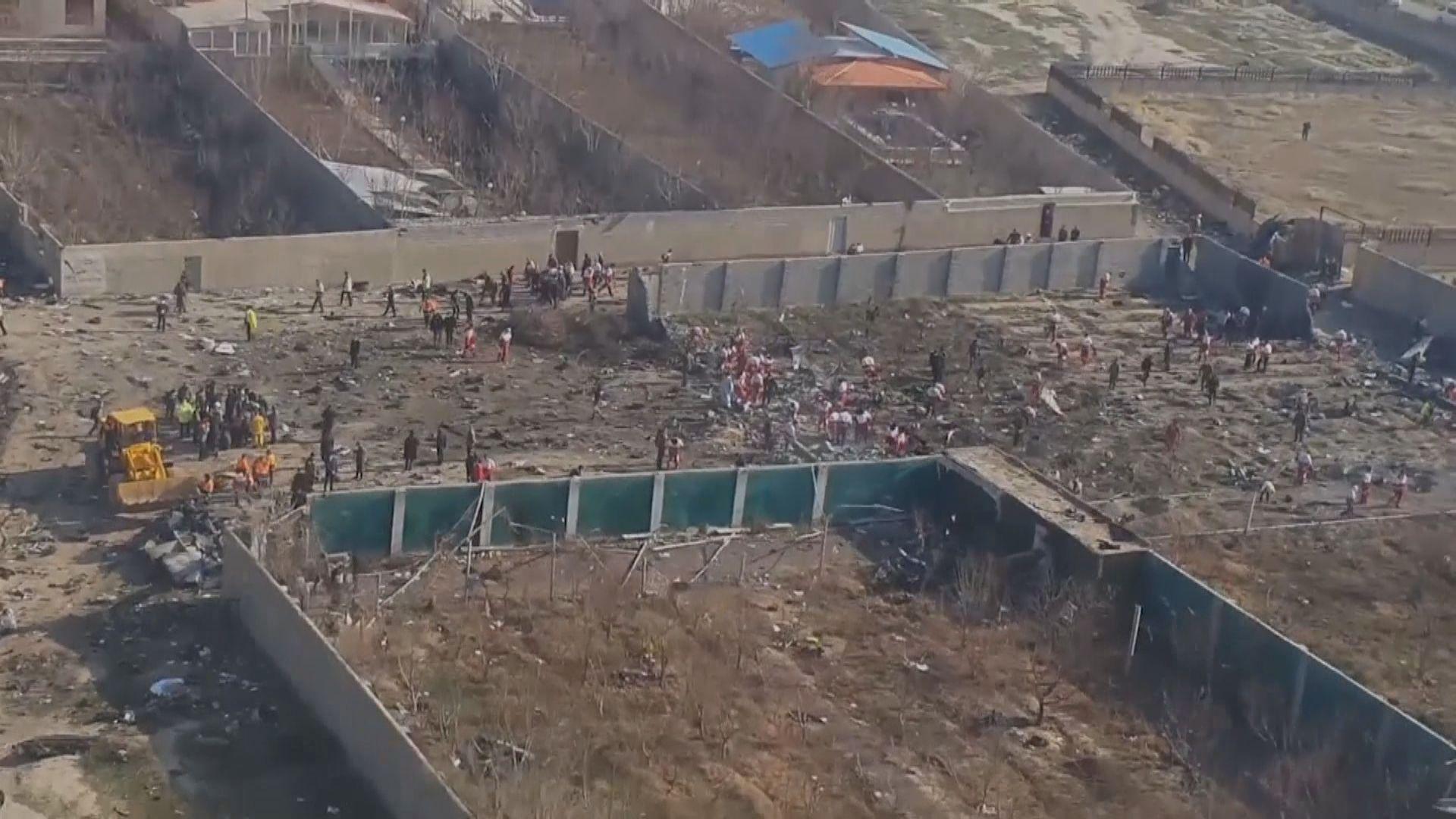 烏克蘭一度指引擎故障導致墜機 其後收回言論