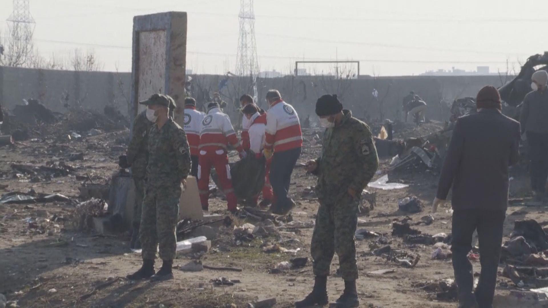 烏克蘭航空客機墜毀事故 烏克蘭調查員獲准讀取黑盒