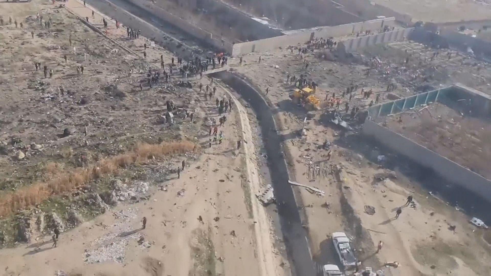 伊朗承認人為錯誤擊落烏克蘭客機