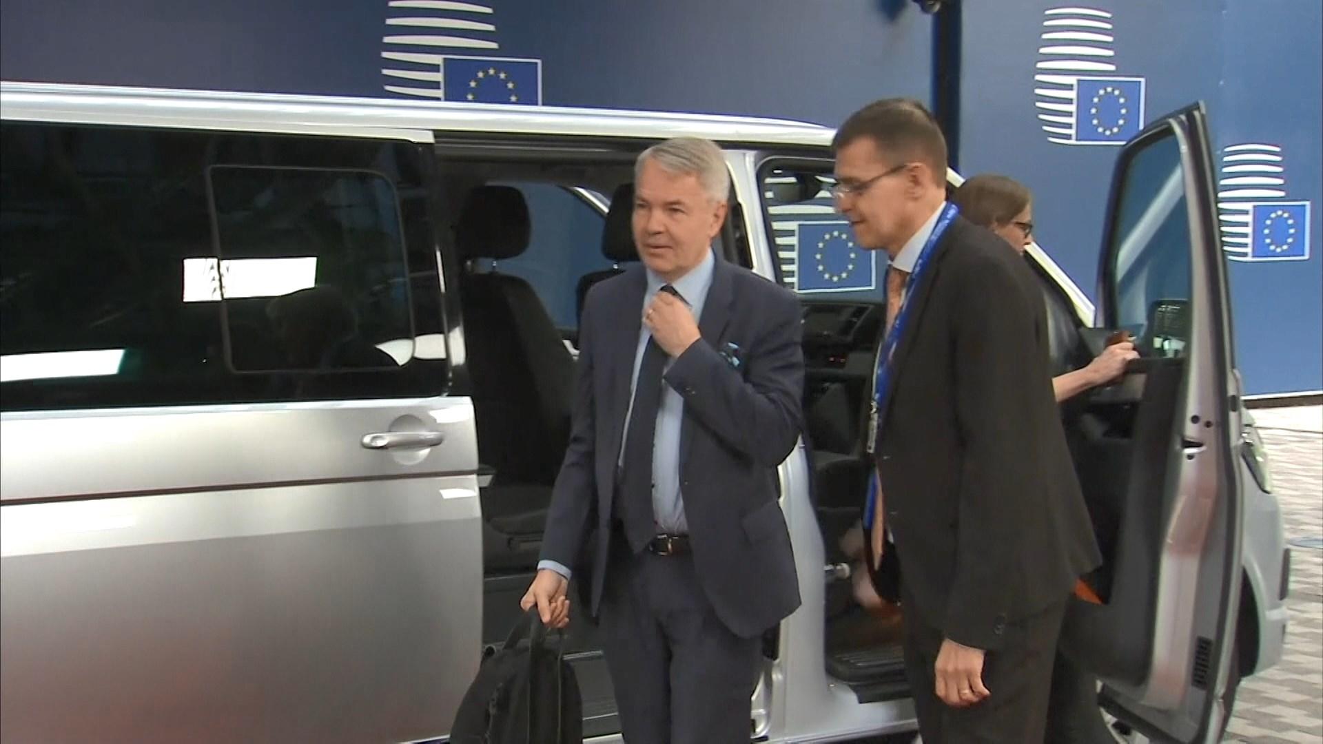 歐盟各國外長會面斡旋伊朗核協議