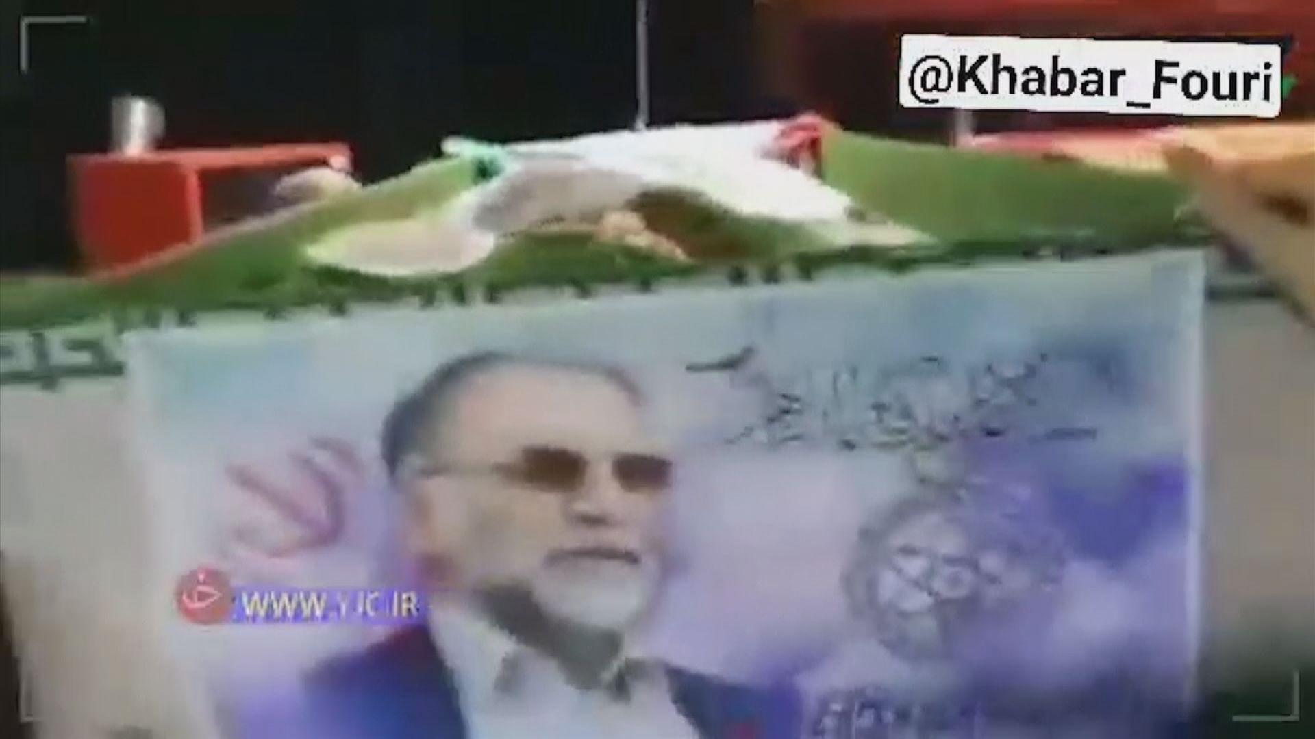 以色列指對伊朗核子科學家遇襲身亡事件毫無頭緒