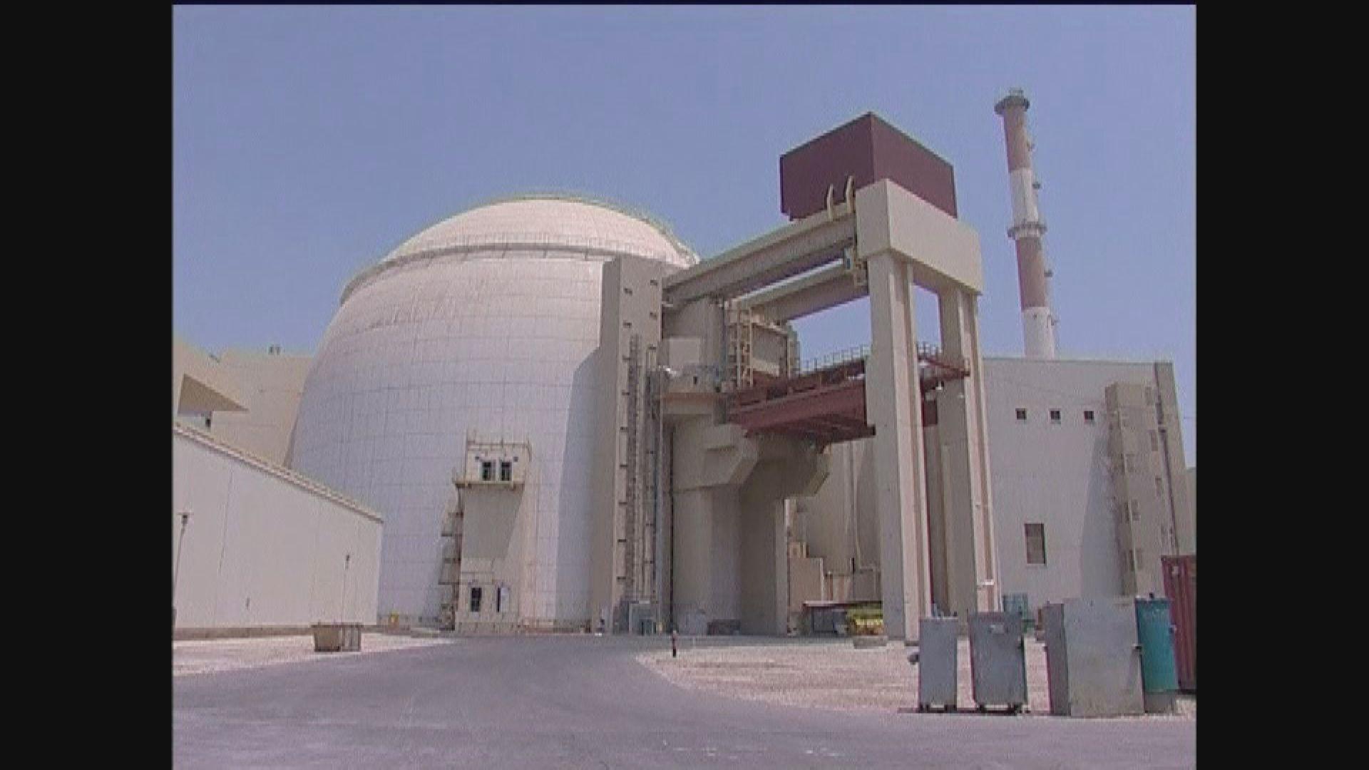 伊朗警告下一步將提升濃縮鈾濃度