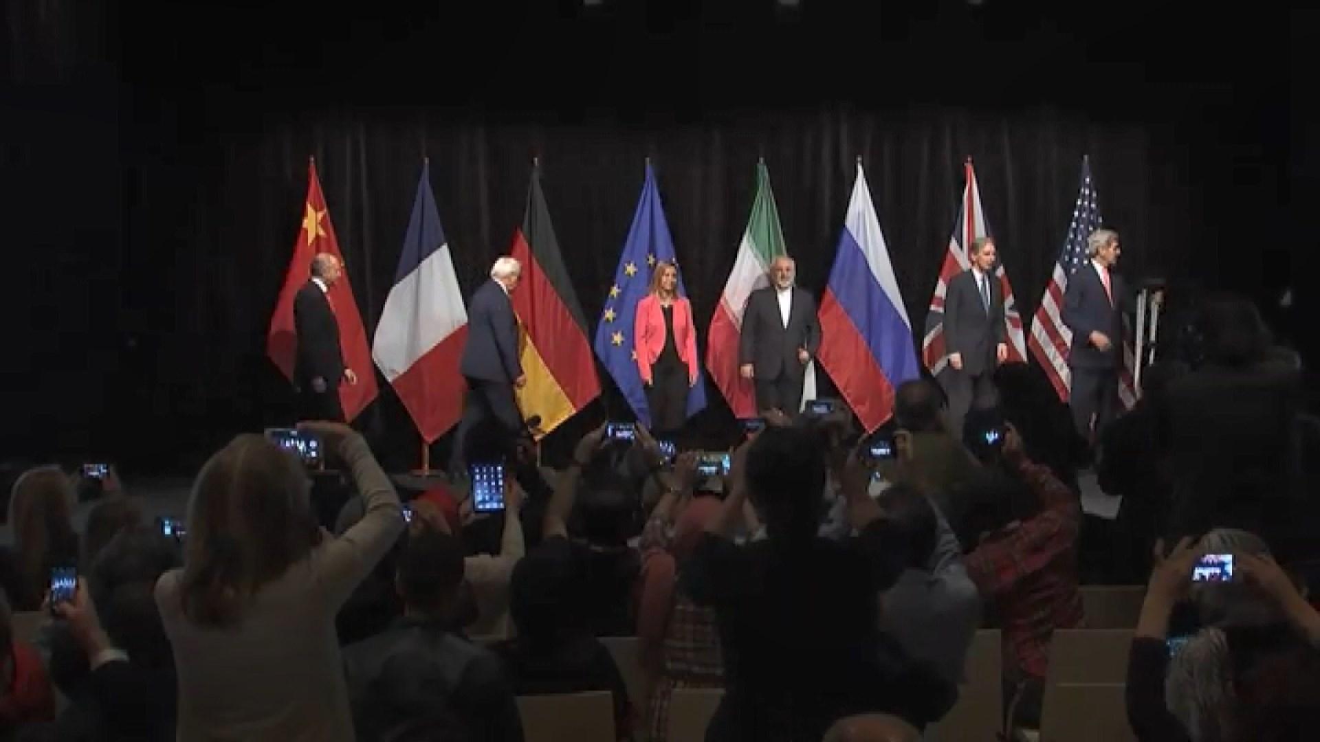 英法德啟動伊朗核協議爭端解決機制