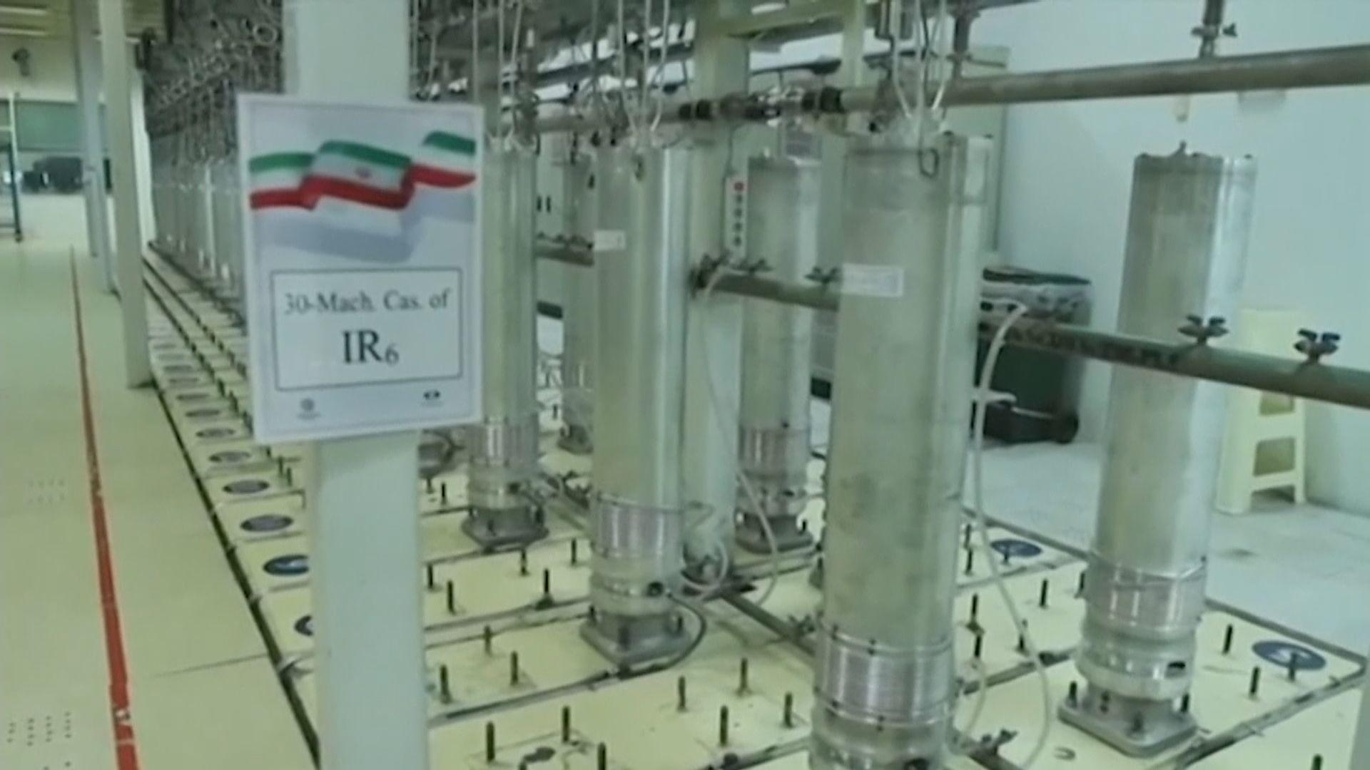 伊朗納坦茲核設施電力故障 據報發生爆炸供電系統被毀