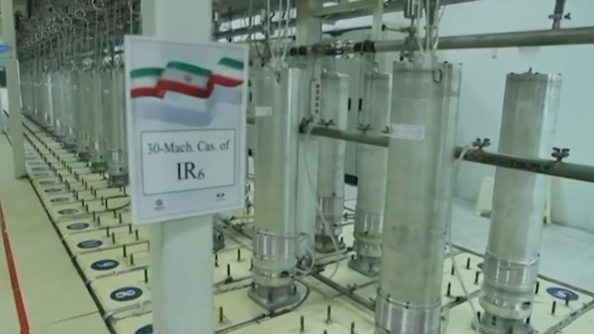 美國否認牽涉伊朗納坦茲核設施電力故障
