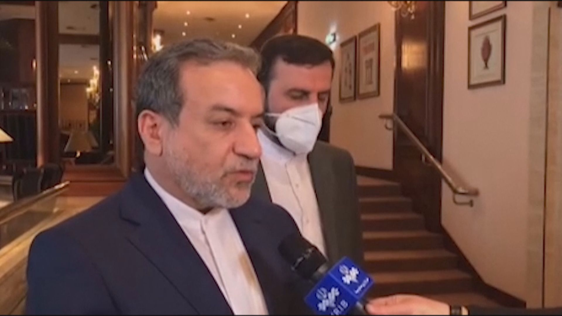 伊朗指各方同意解除美國制裁