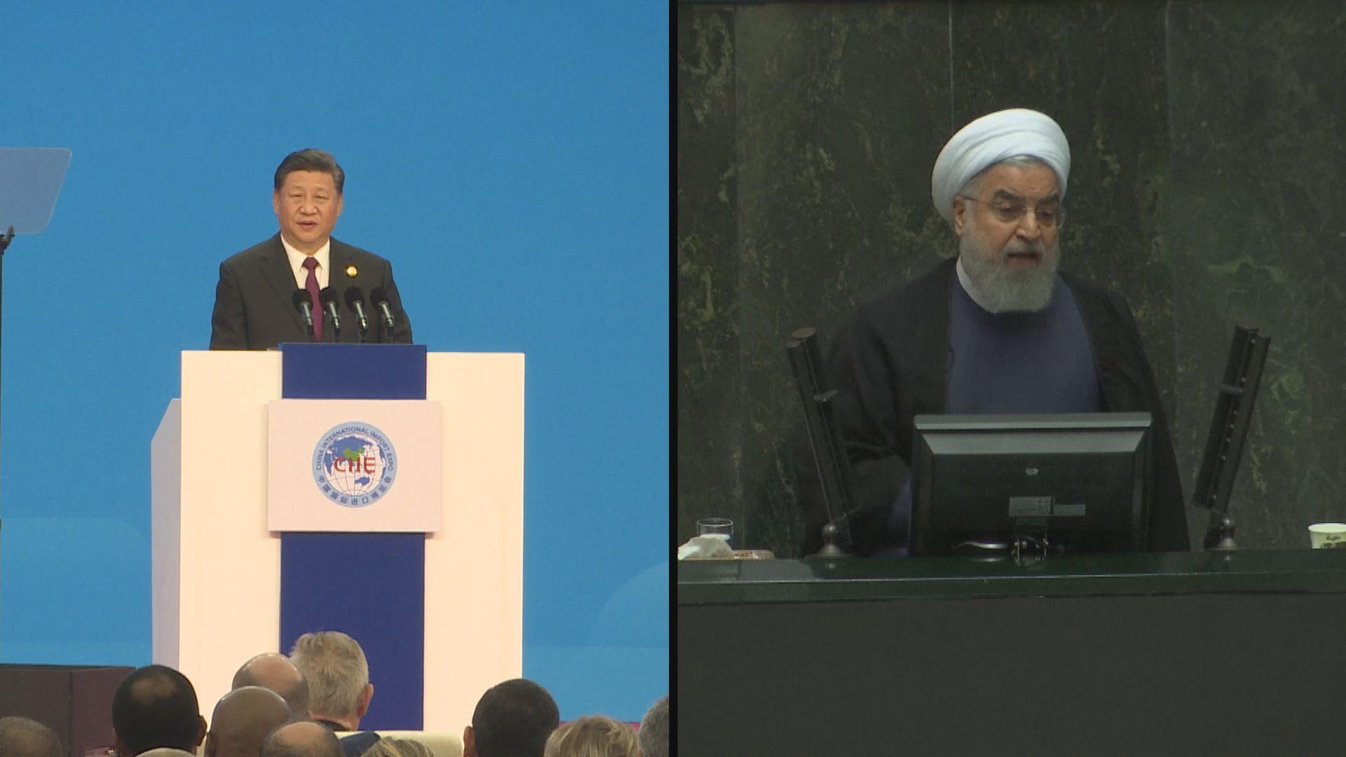 中伊領袖通電話 習近平:支持伊朗核協議上提合理要求