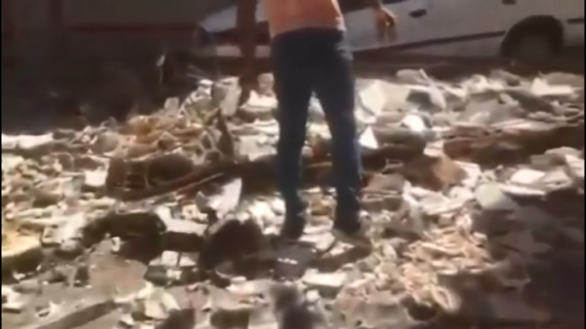 伊朗西南部5.7級地震最少1人死亡