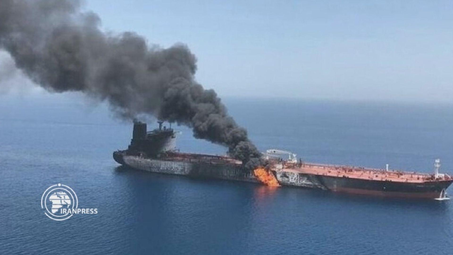 伊朗油輪遭導彈襲擊 專家相信涉恐襲