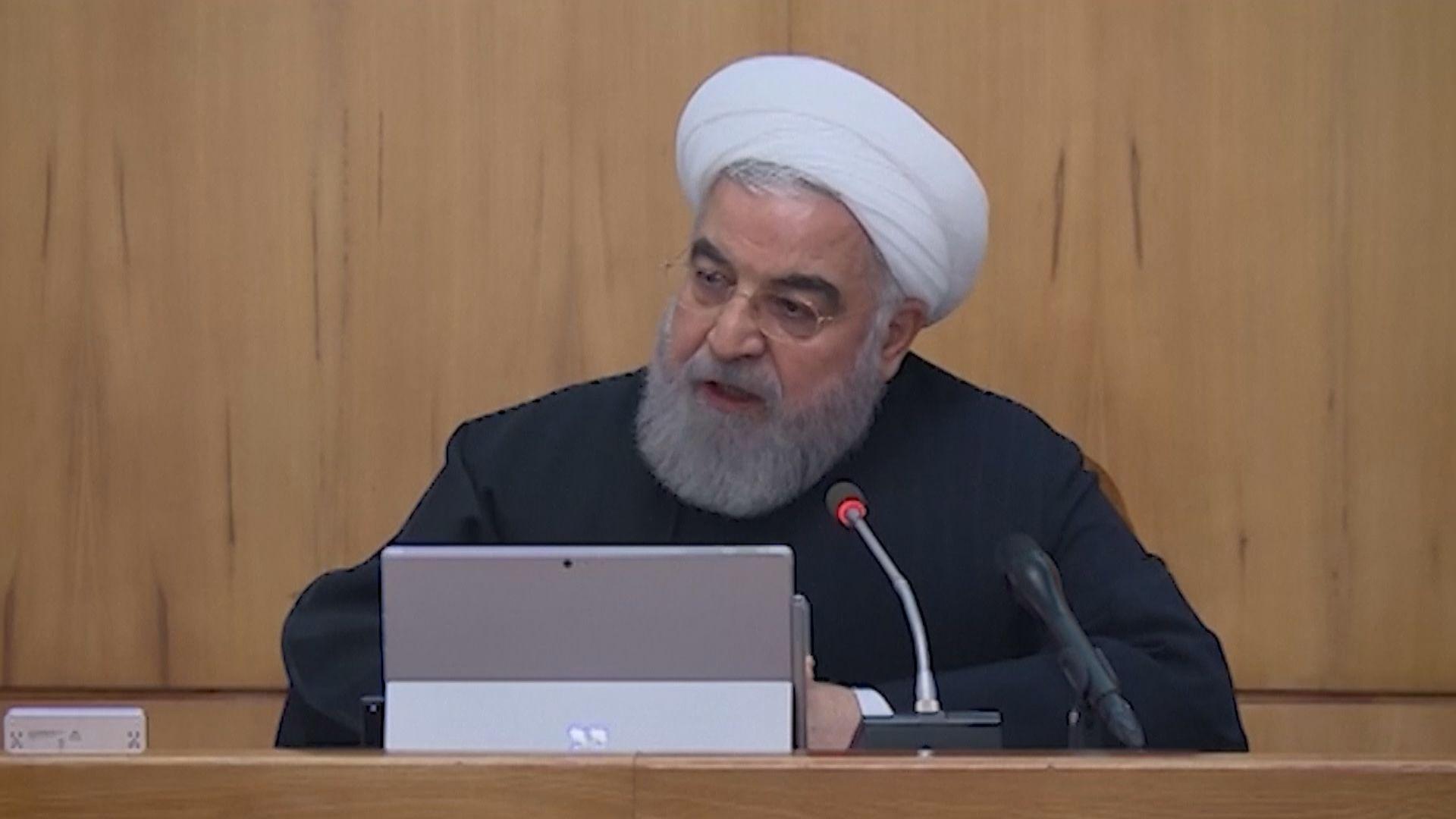 伊朗政府宣稱已平息示威 惟互聯網仍未解封