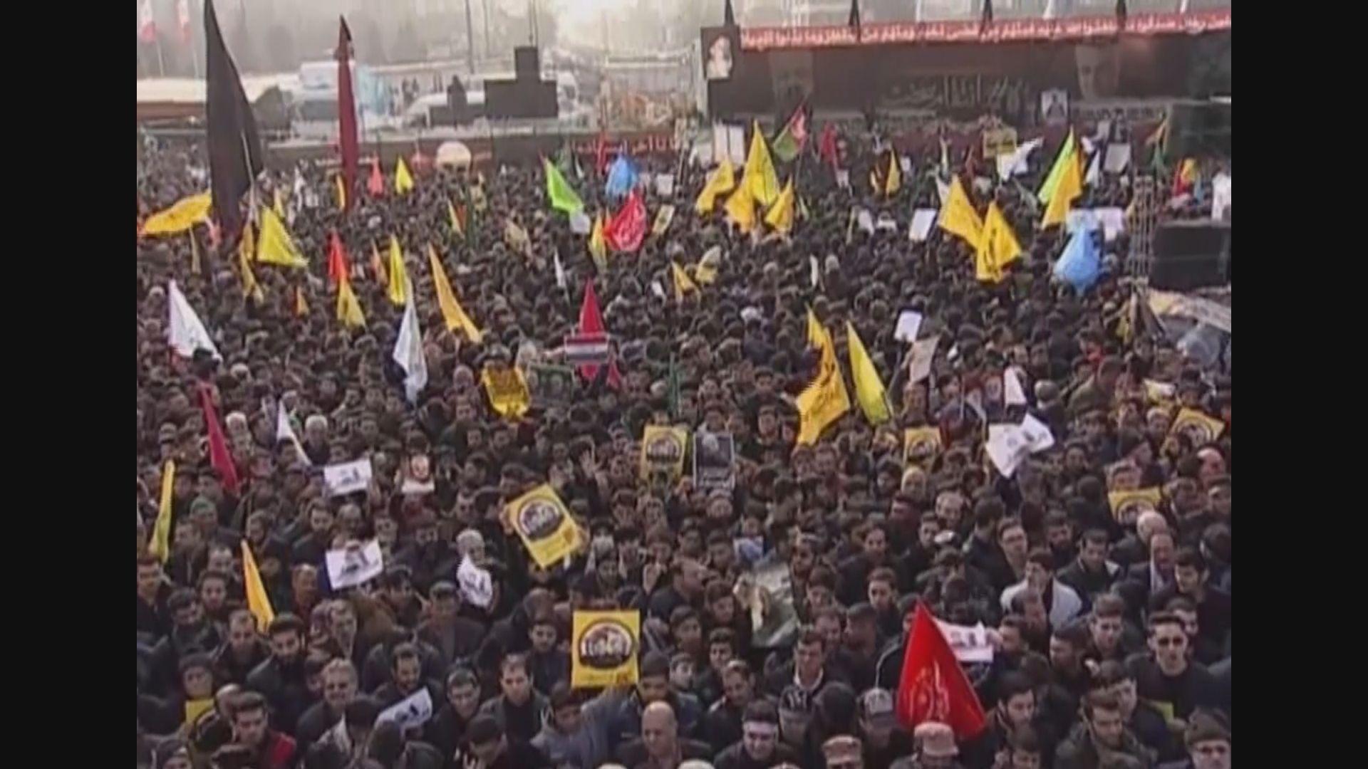 伊朗稱報復美國的行動已列入日程
