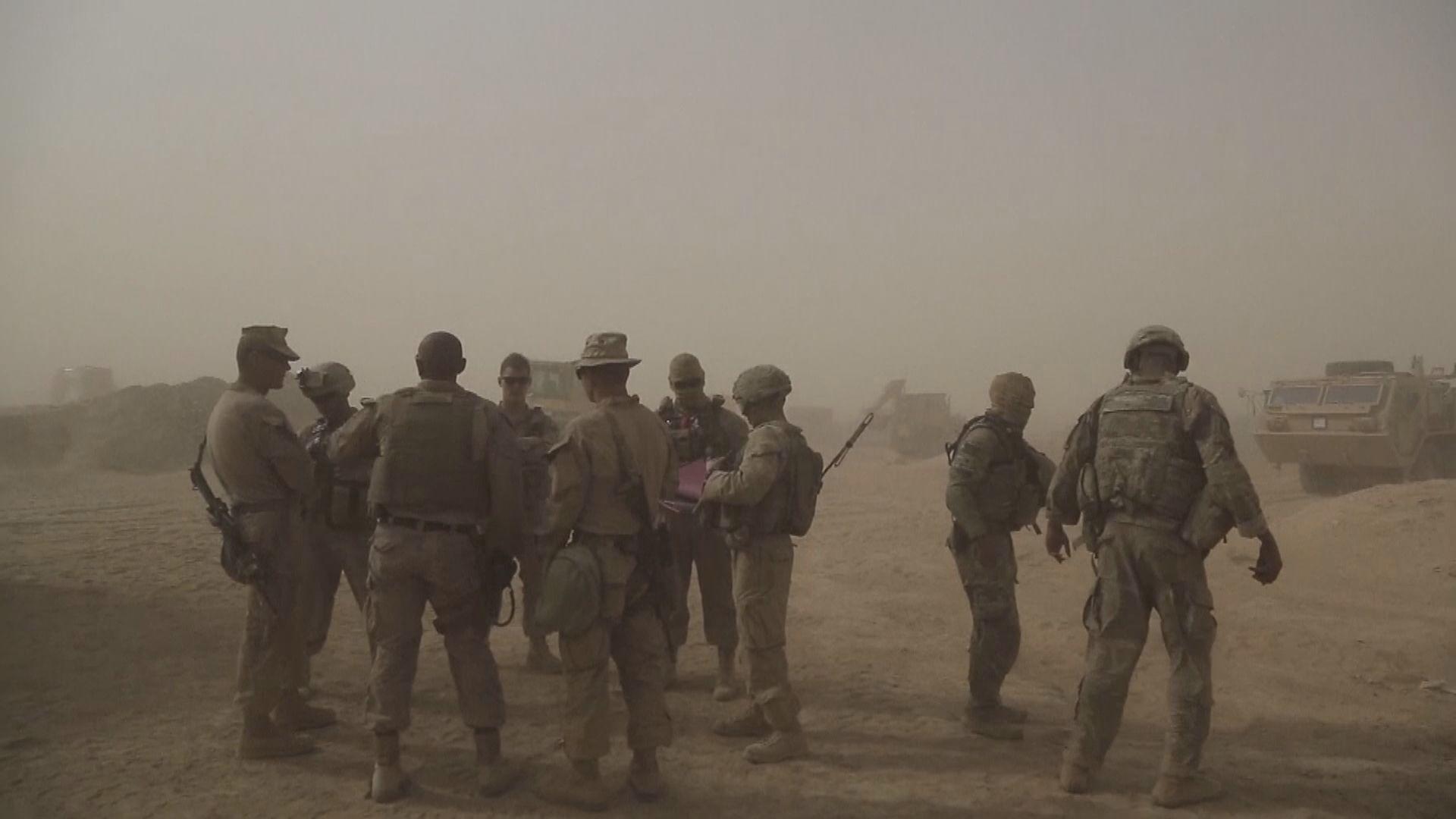 伊拉克國會通過要求外國軍隊撤出