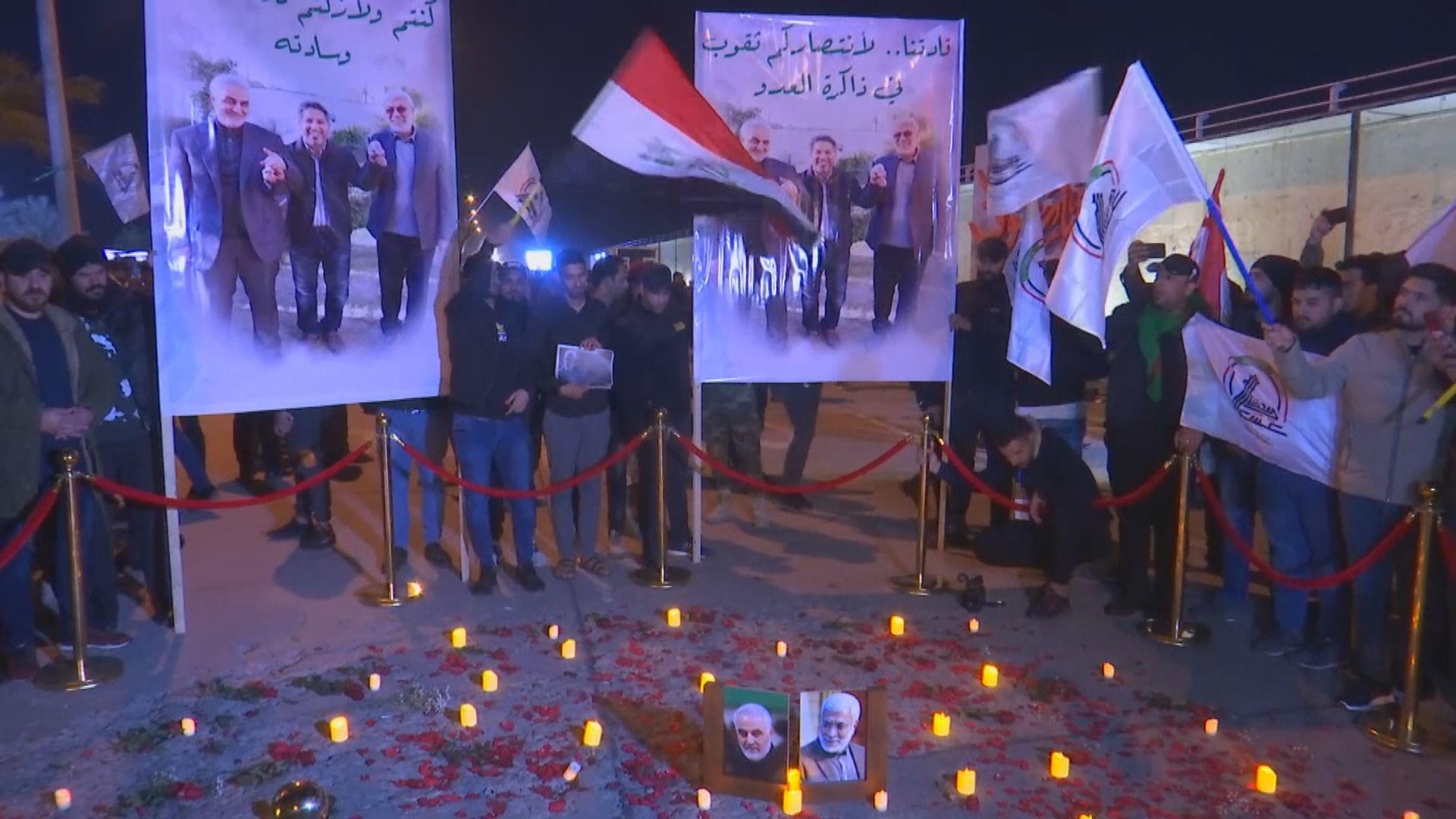 伊朗重申將為索萊馬尼之死報復