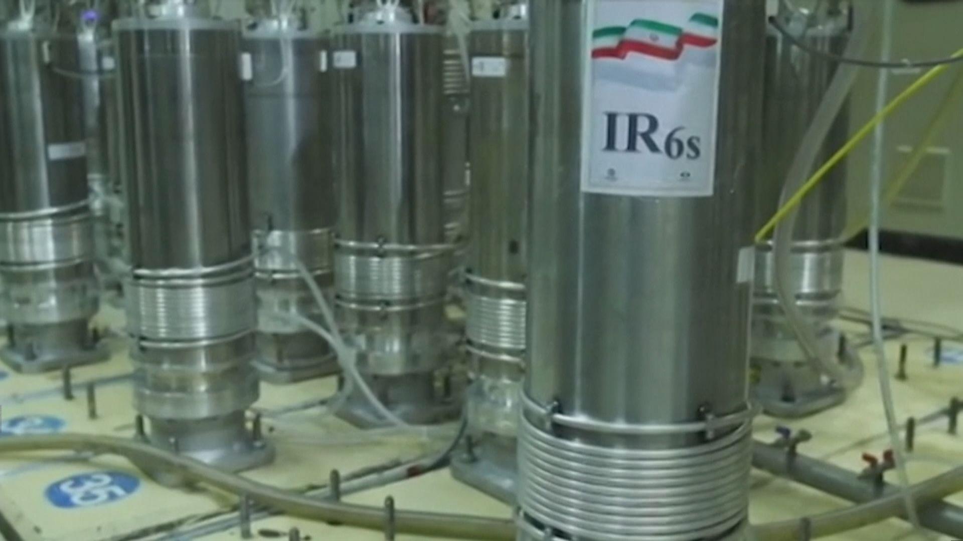 伊朗促美國盡快重返伊朗核協議
