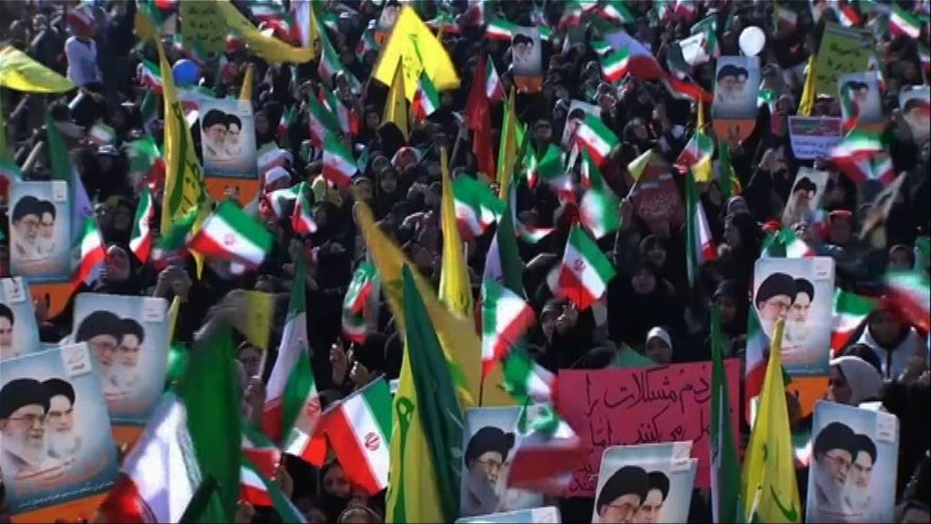 伊朗慶祝伊斯蘭革命三十九周年