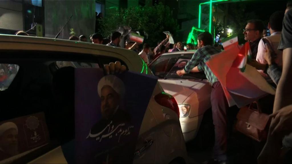 伊朗總統選舉前夕 首都市面平靜