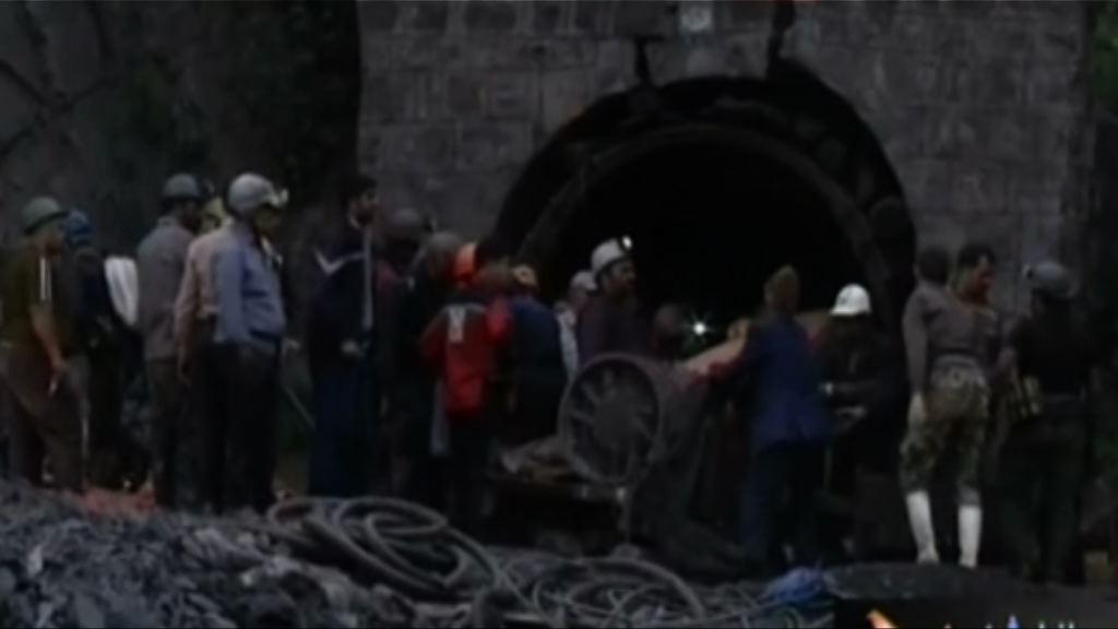 伊朗北部煤礦爆炸三十五死多人被困