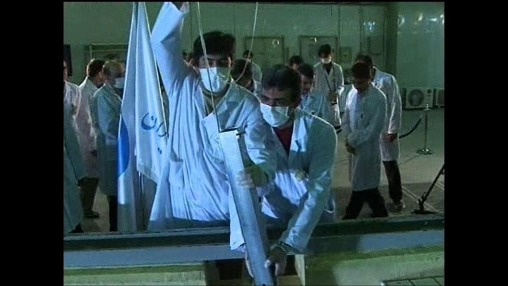 伊朗將低濃縮鈾運往俄羅斯