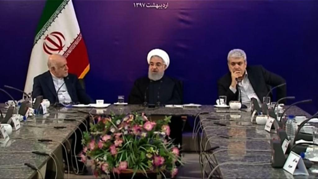 伊朗總統:願建具建設性國際關係