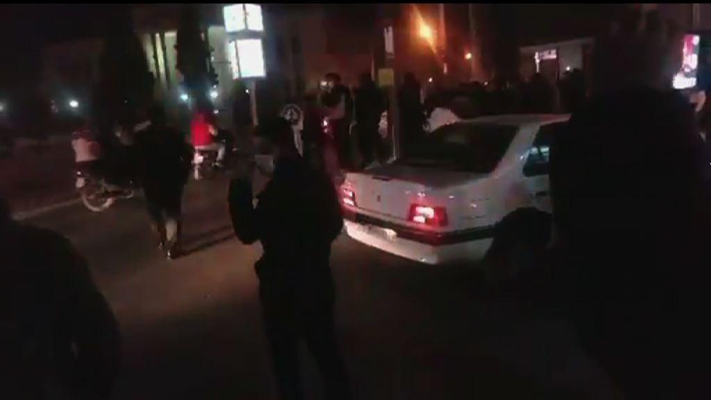 伊朗中部城鎮多人在衝突中死傷