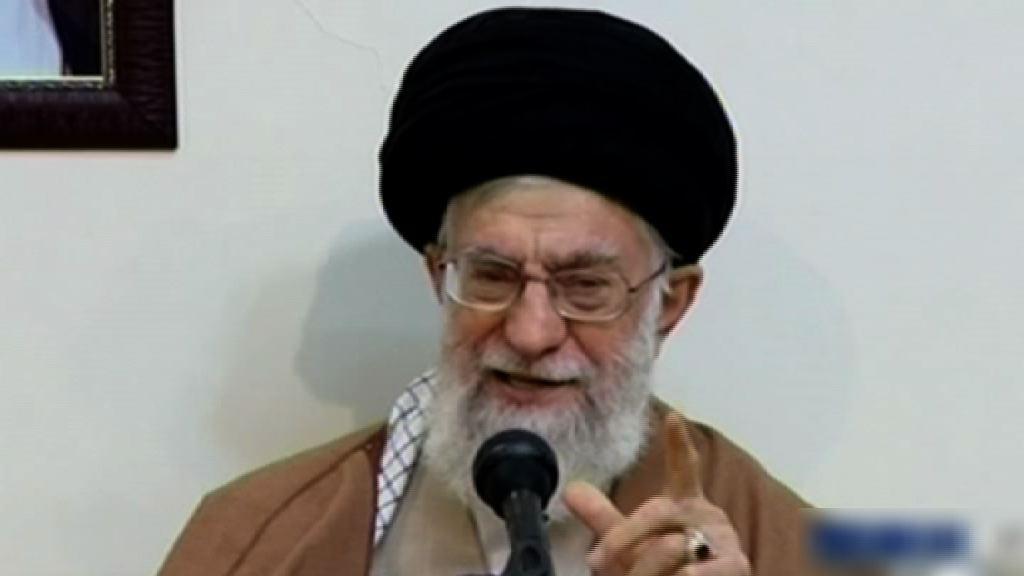 伊朗反政府示威 哈梅內伊批敵人煽動示威