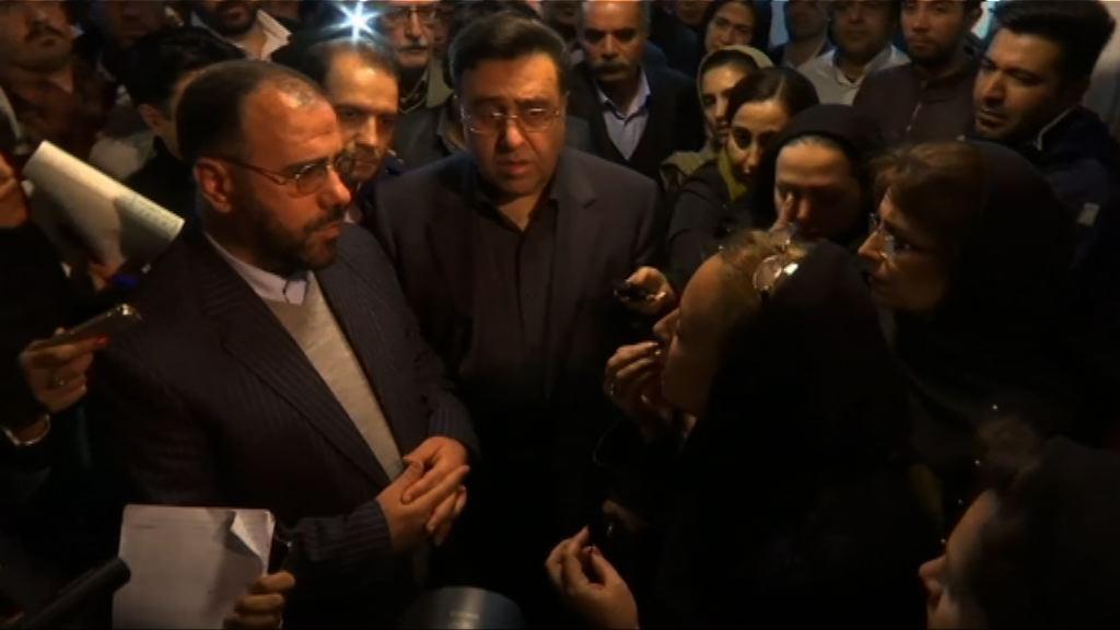 伊朗船員家屬批評當局救人不力
