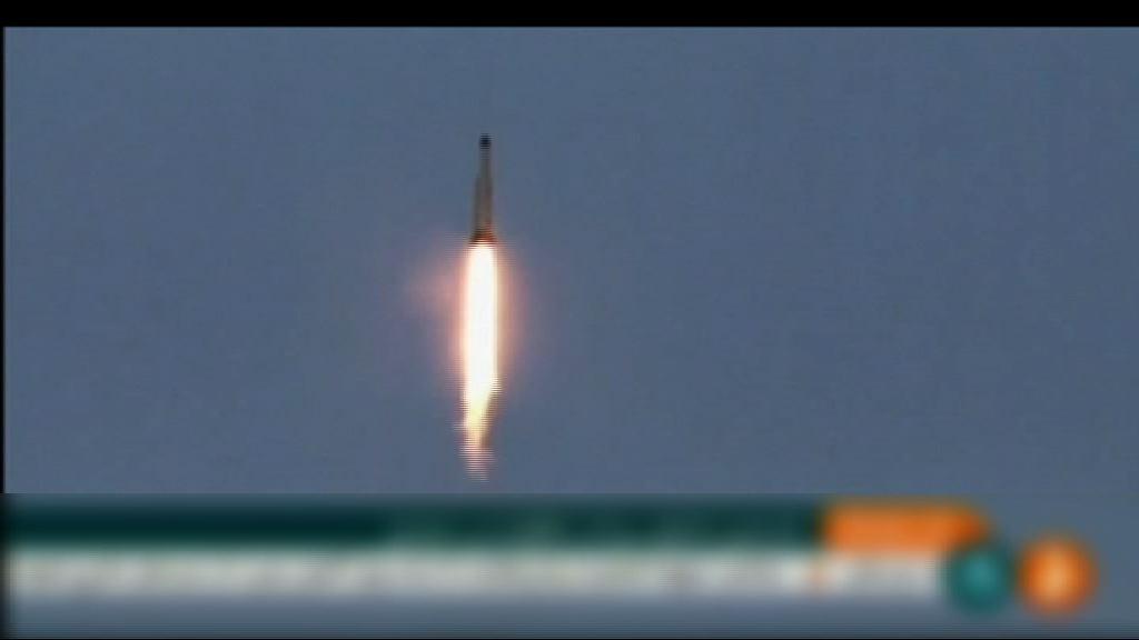 伊朗成功試射太空運載火箭