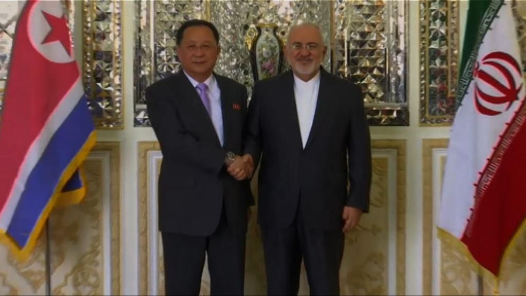 北韓外長李勇浩突訪伊朗惹猜測