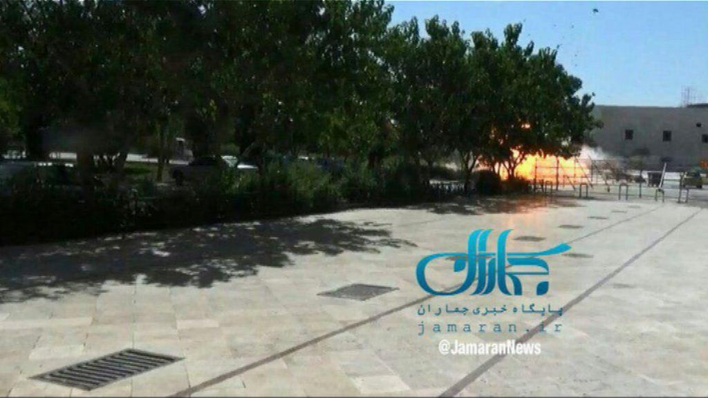 伊斯蘭國在伊朗發動兩宗連環襲擊