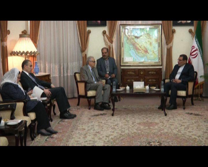卜拉希米冀伊朗促敘國重返談判