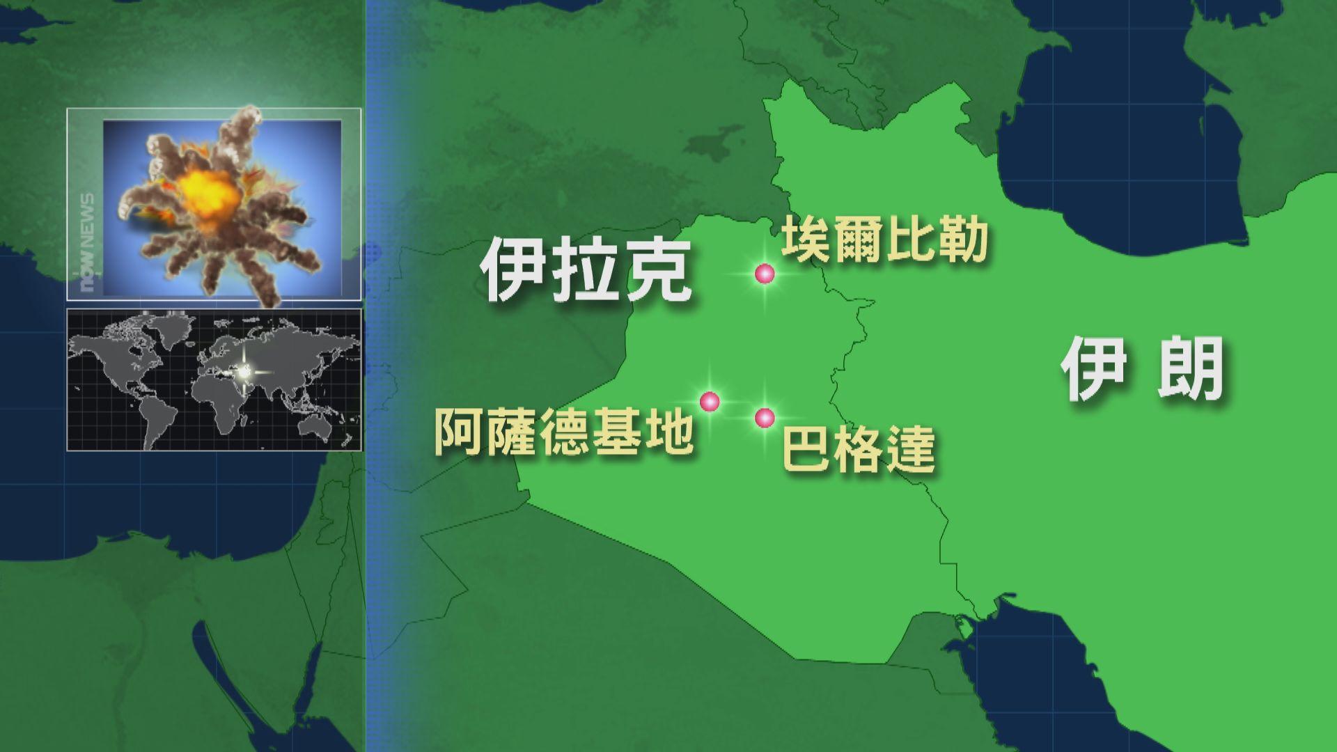 伊朗警告美國勿再報復 否則會襲擊美國本土