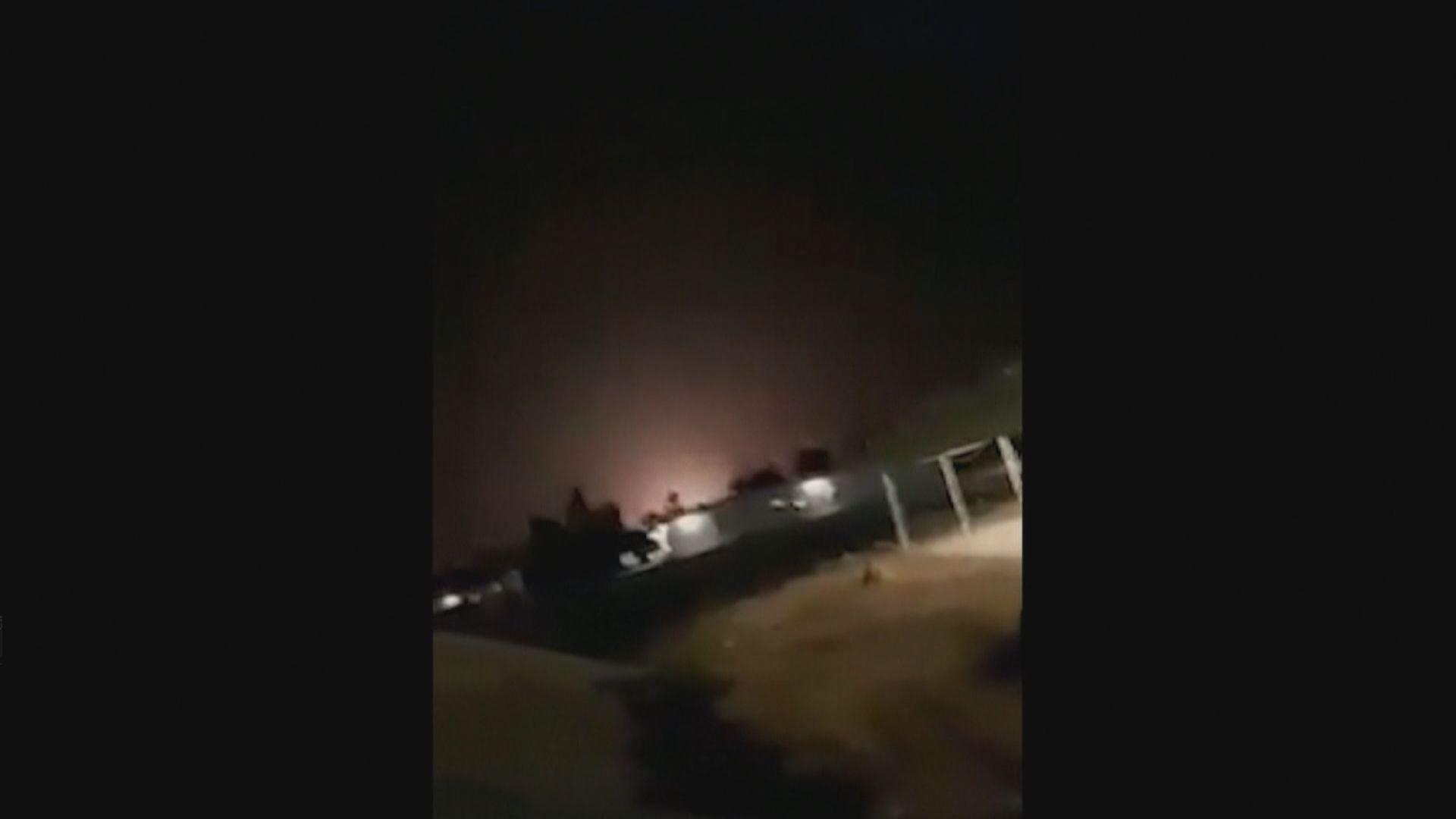 伊朗導彈攻擊伊拉克美軍基地 特朗普:一切安好